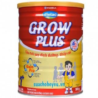 Sữa Dielac Grow Plus 1 - Vinamilk - 900g